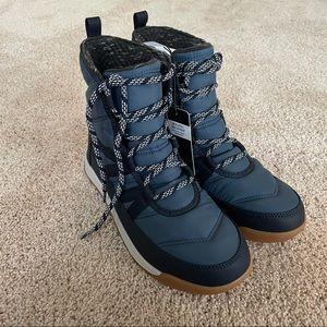 Sorel Whitney 2 Short Lace WP Boots NWB